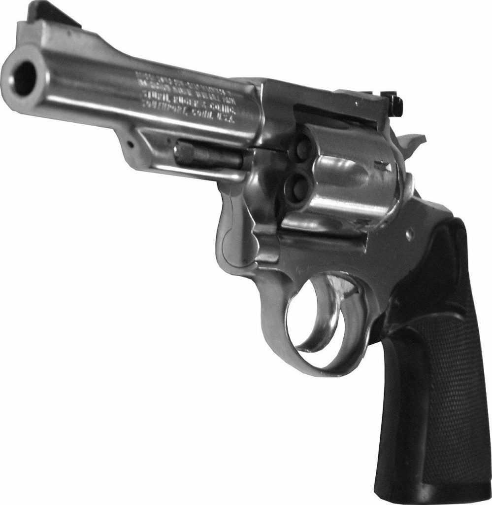 Чем отличается пистолет от револьвера